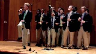 Me and the Boys (the Nylons) - Jabberwocks of Brown University