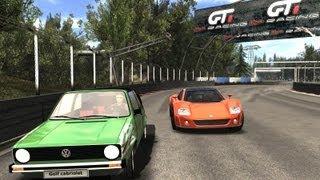GTI Racing - Gameplay