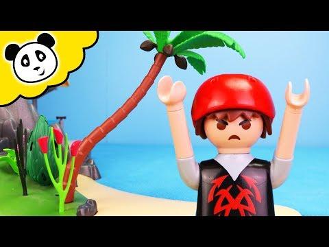 Playmobil Polizei - Kevin Macht Urlaub! - Playmobil Film