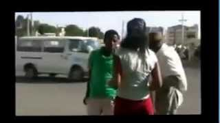 Nice mobile prank in Ethiopia