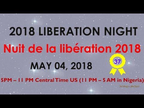 2018 LIBERATION NIGHT May 4, 2018