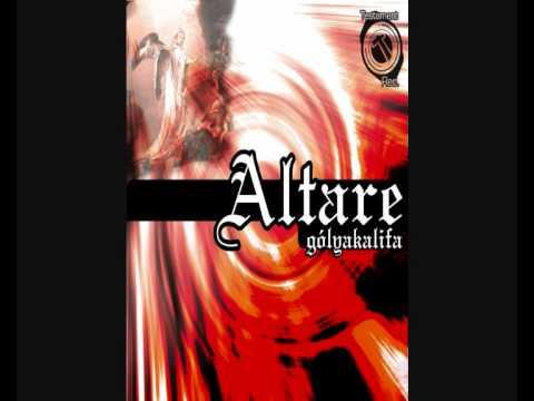 Altare - Erő km.Spine,Riddler,Pheta