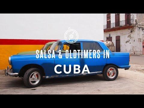 Salsa & oldtimers in Cuba - Cuban travel video