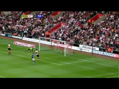 Southampton 2-2 Portsmouth With Express FM Commentary  7/4/12