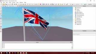 Roblox Projects - Flags!