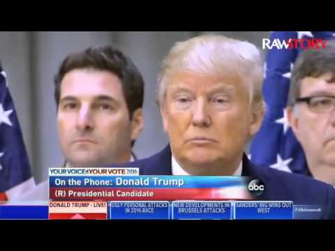 Trump: I have