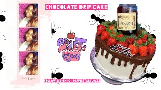 Chocolate Drip Cake | Sweets by Jazz LLC