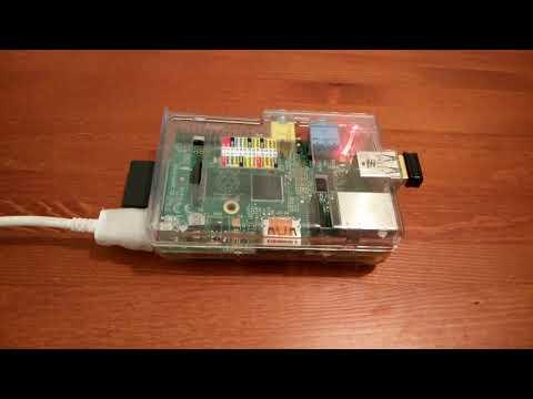 התקנת מערכת הפעלה על Raspberry Pi - מ-Windows 10