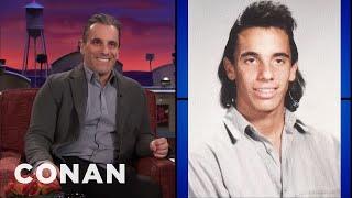 Sebastian Maniscalco Insists His Mullet Wasn't A Mullet  - CONAN on TBS