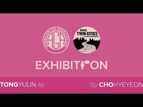 Exhibition Match: Tong Yulin 4p (w) vs Cho Hyeyeon 9p (b)