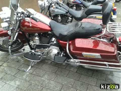 Kizoa Video Maker: Harley Davidson