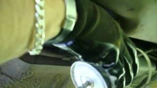 Hazlo tu mismo- Cambio del filtro de gasolina