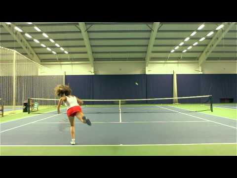 Jessica Pool - College Tennis Recruiting Video NCAA