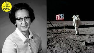 The Story Of How One Woman NASA Scientist Advanced Human Rights With Just A Pencil And A Slipstick