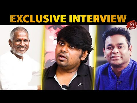 AR Rahman  - Exclusive Interview With Music Director Radhan