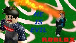 EVIL BACON MAN IS GUNNA GET ME!   Roblox - Elemental Battlegrounds