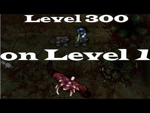 SAS Zombie Assault 4 - Level 1 boosted with Level 300