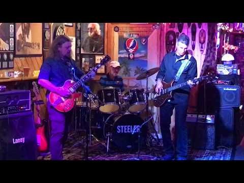 Rock Me Baby - Spiral Eye Electric With Bob Steeler On Drums - Beau's Bar 8/4/18