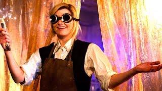 Фильм «Доктор Кто: Женщина, которая упала на Землю» — Русский трейлер [Субтитры, 2018]