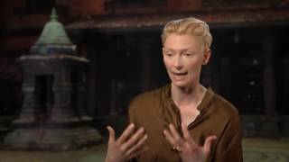 "Doctor Strange ""The Ancient One"" Behind The Scenes Interview - Tilda Swinton"