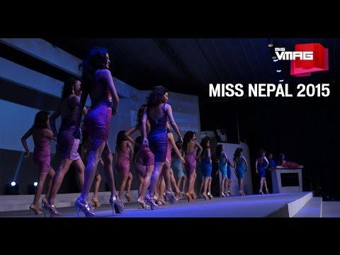 MISS NEPAL 2015  FULL SHOW