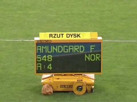 World Junior Championships in Bydgoszcz 2008