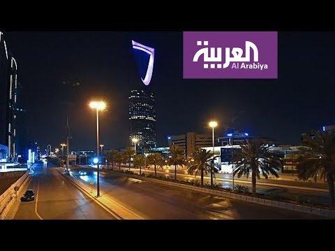 أمانة الرياض تستغل وقت -منع التجول- لصيانة الشوارع وترميمها