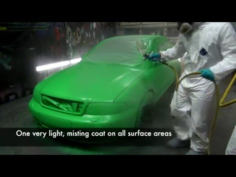 AutoFlex High Gloss - Tutorial