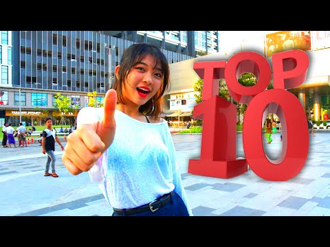 Top 10 Shopping Malls in Yangon