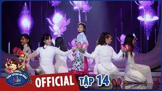 vietnam idol kids 2017 - gala chung ket - thu uyen - ly muoi thuong