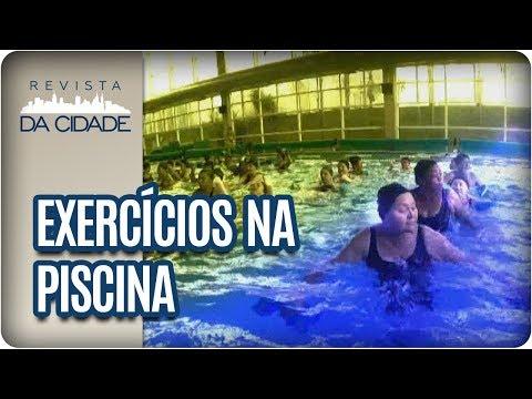 Dicas De Exercícios Aquáticos Para Idosos - Revista Da Cidade (27/02/18)