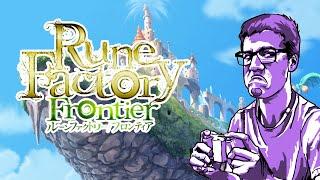 HARVEST MOON RPG | Rune Factory Frontier #1