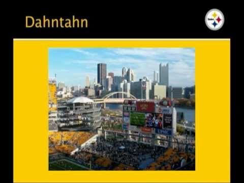 ID9: Pittsburghese  A Dialectical Primer