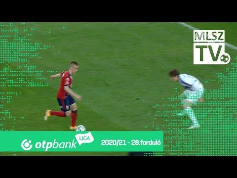 Petryak Ivan második gólja a MOL Fehérvár FC – Újpest FC mérkőzésen thumbnail