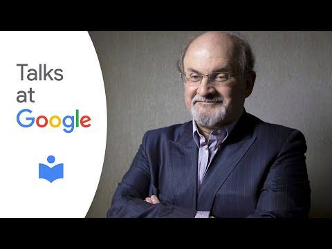 Salman Rushdie (Boston) 2008 | Talks at Google