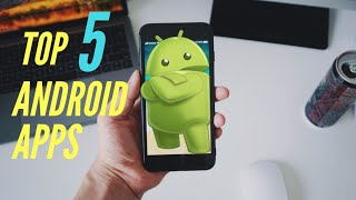 Top 5 Android Apps| September 2020|  Best ANDROID Apps