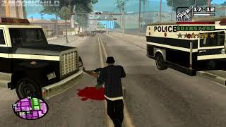 Chain Game mod - GTA San Andreas - Turf Wars (Gang Wars) - Part 2