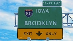 EYRNE 178 - Interstate 80 Exit 197 in Brooklyn, Iowa - Charades