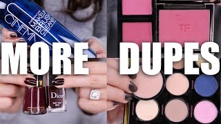 MORE DUPES | Tom Ford, Dior Polish, Cinema Secrets