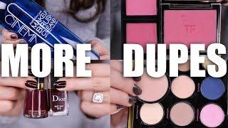 MORE DUPES   Tom Ford, Dior Polish, Cinema Secrets