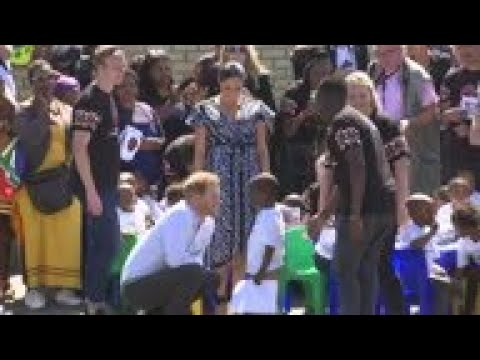 Malawi health centre readies for Prince Harry visit ++UPDATED VIDEO++