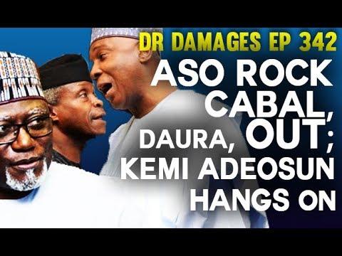 Dr. Damages Show –episode 342, Aso Rock...