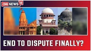 SC Concludes Day To Day Hearing In Ayodhya Dispute Case, Reserves Its Verdict