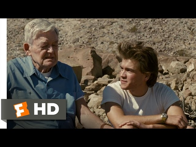Into the Wild (6/9) Movie CLIP - Sitting On My Butt (2007) HD