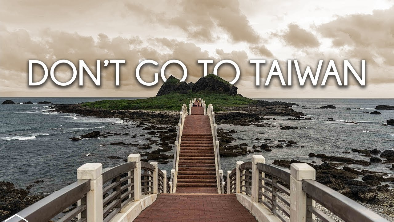 Don't go to Taiwan - Travel film by Tolt #16