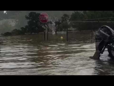 Louisiana Flood 2016 - City of Central, Louisiana