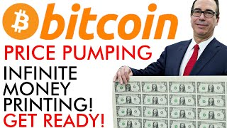 Bitcoin Price Pumping! Get Ready for Infinite Money Printing! [Unbelievable]