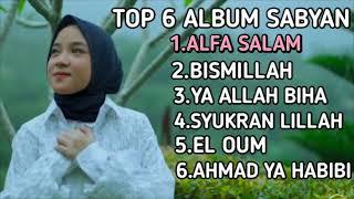 Nissa sabyan alfa salam top 6 lagu pilihan mp3