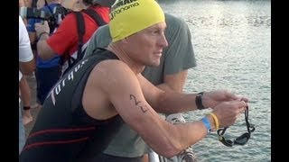 Top 5 Lance Armstrong Triathlon Moments