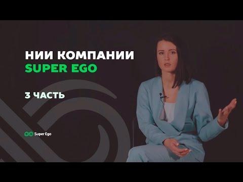 НИИ компании Super Ego  ❤ Методика по работе с подсознанием ❤ Системность работы методики на людях